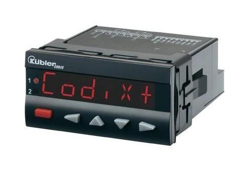 COMPTEUR À PRÉSÉLECTION ÉLECTRONIQUE 90 À 260 V/AC RS 232 KÜBLER CODIX 560 - KUBLER