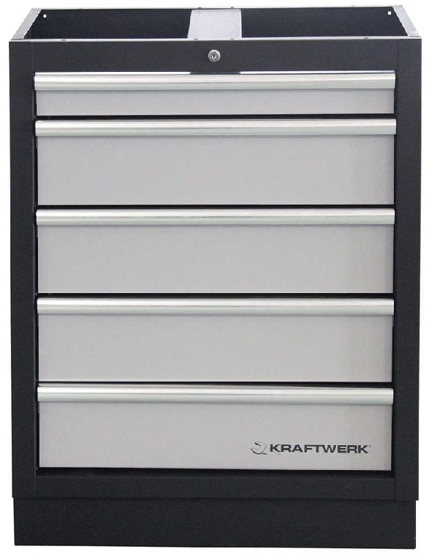 Armoires basses d 39 atelier comparez les prix pour for Meuble a tiroir pour atelier