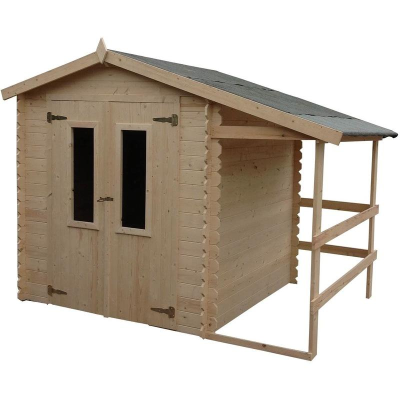 Abri buches tous les fournisseurs de abri buches for Chalet en bois solde