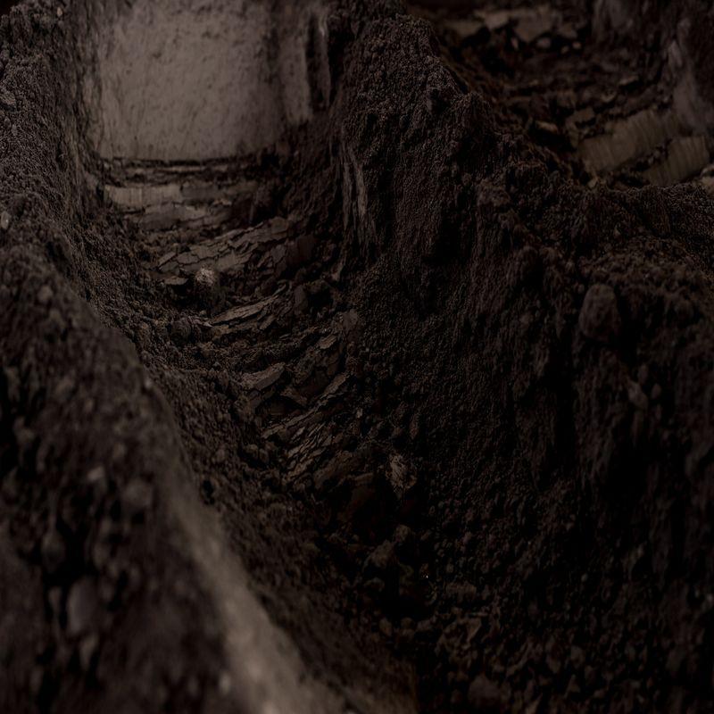 NOIR DE VIGNE - PIGMENT NATUREL   250G - IBÉTON BY CYRIL CLAIRE
