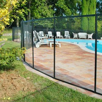 Fec produits barrieres de piscines for Barriere de piscine amovible