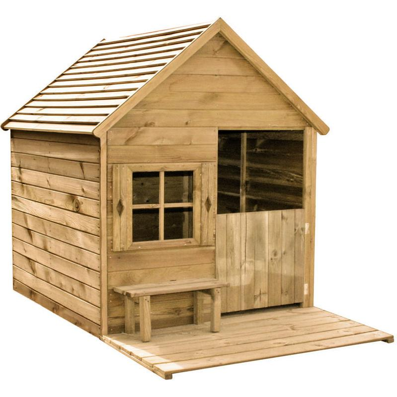 Cabanes pour enfants comparez les prix pour - Maisonette enfant bois ...