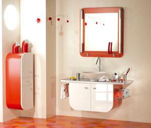 Bloc miroir produits meubles de salle de bains Deco salle de bain pas cher