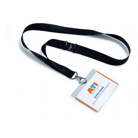 Porte badge avec cordon 28 images porte badge avec for Plaque pvc transparent pas cher