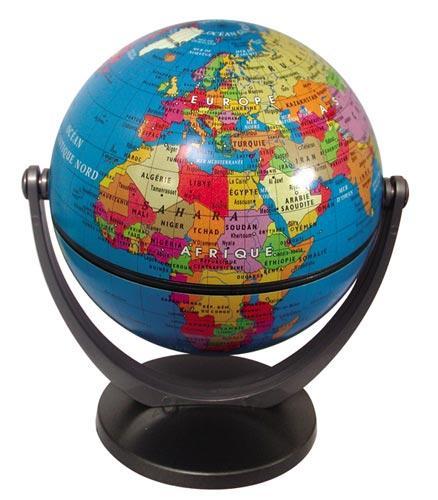 Globe-terrestres