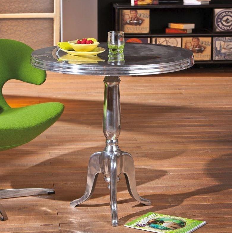 table basse design mistura en aluminium. Black Bedroom Furniture Sets. Home Design Ideas