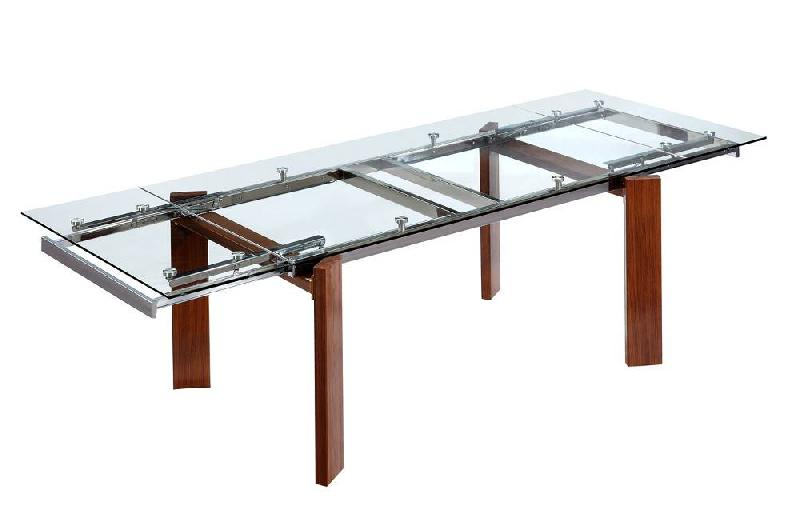 Table design extensible woodies comparer les prix de table - Table design extensible ...