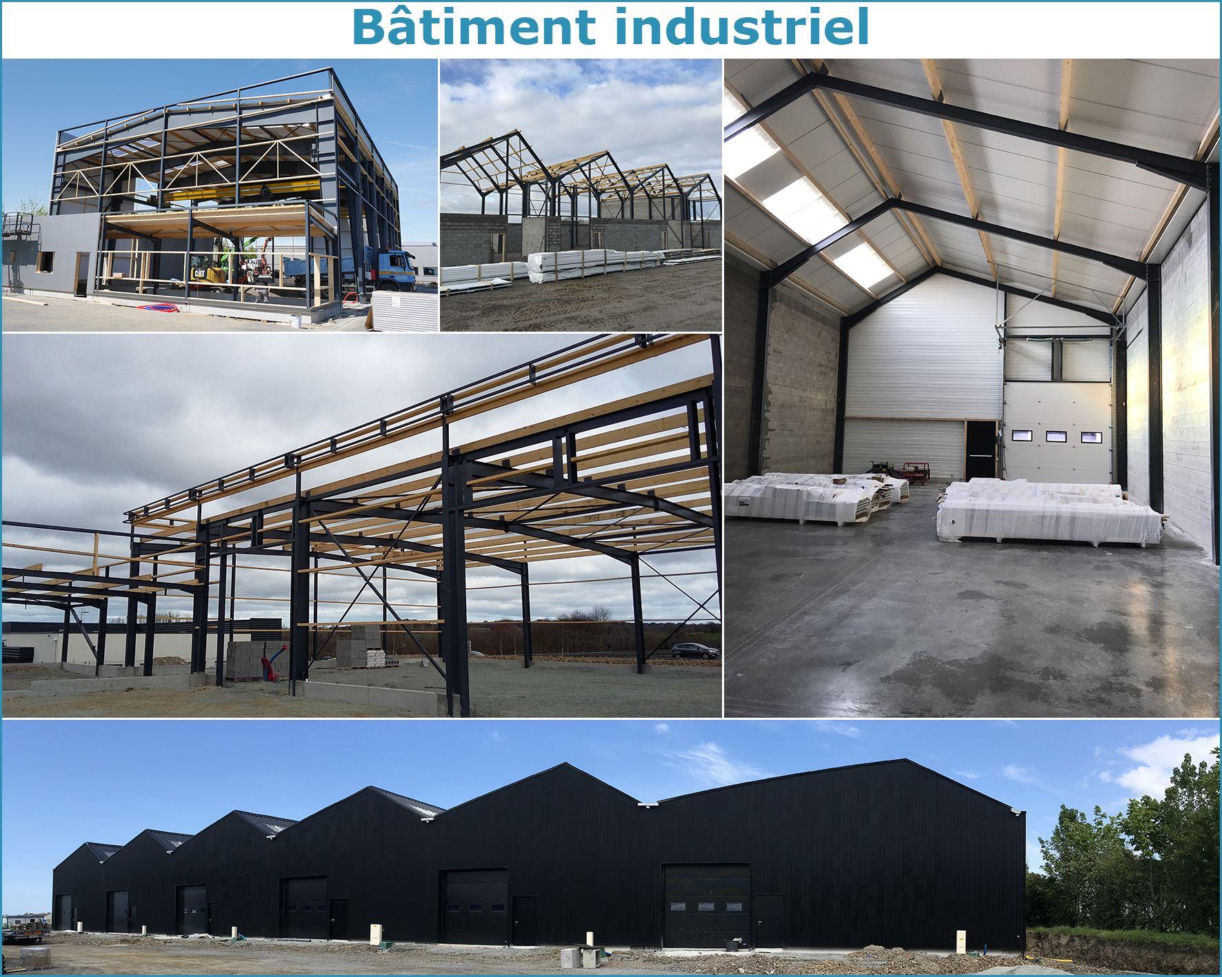 Batiment industriel