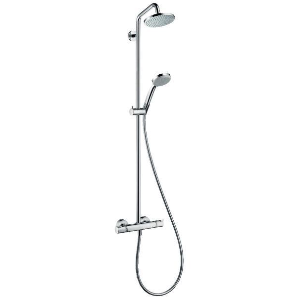 Hansgrohe Colonne De Douche Showerpipe Crometta E 240 Mitigeur