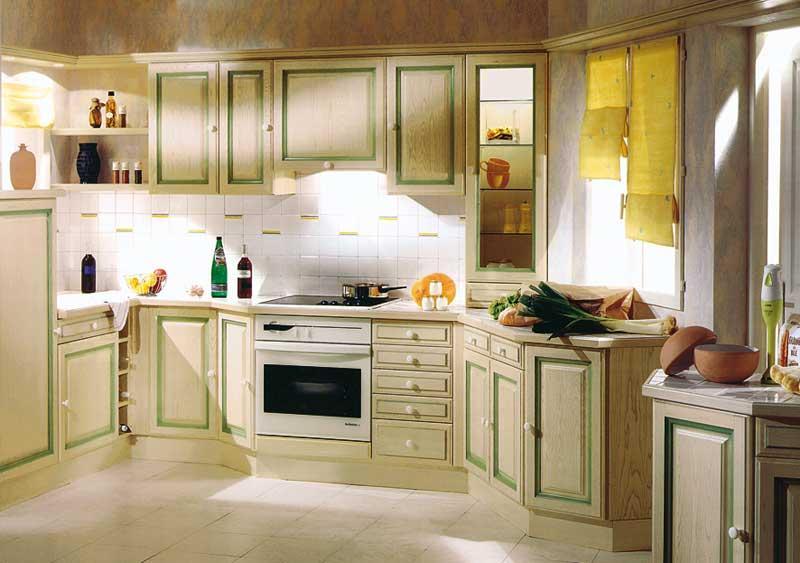 Model de cuisine for Cuisine traditionnelle