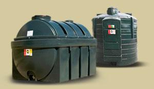 Super Cuve double paroi avec système de distribution pour stockage de ZE-67