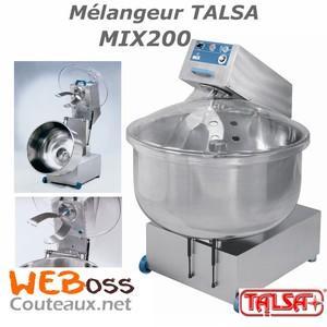PÉTRIN-MÉLANGEUR TALSA MIX200P