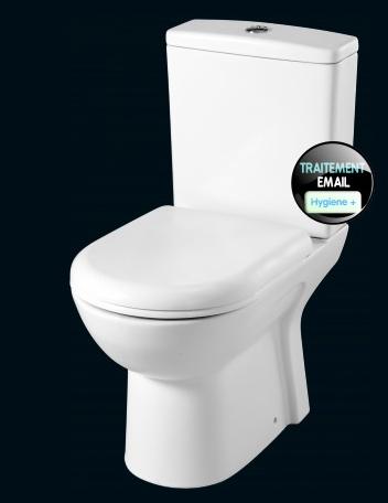 toilette pack wc friendly gain de place blanc. Black Bedroom Furniture Sets. Home Design Ideas