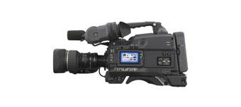 Camescope d'epaule xdcam hd avec capteur 3 ccd 1/2 sony