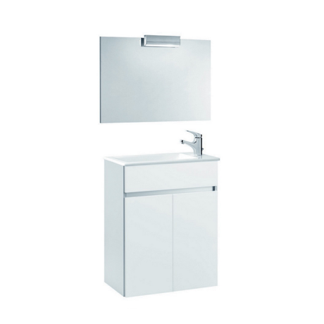 meuble compact salle de bain