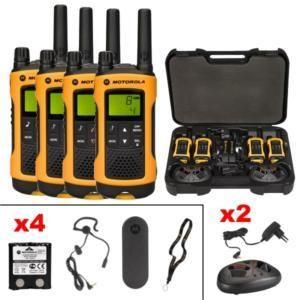 Talki walki avec oreillette tous les fournisseurs de - Oreillette talkie walkie motorola ...
