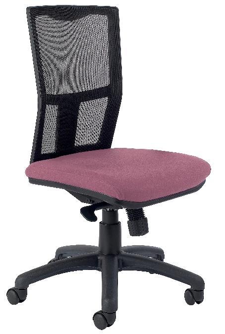 chaise ritz dossier resille noir sans reglage lombaire anis. Black Bedroom Furniture Sets. Home Design Ideas