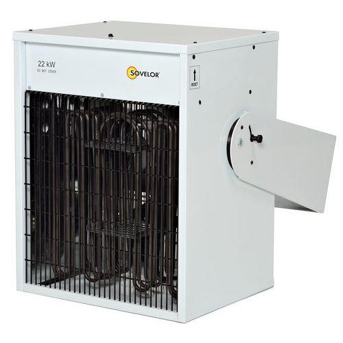 CHAUFFAGE MURAL AIR PULSE ELECTRIQUE 400 V - 22 KW