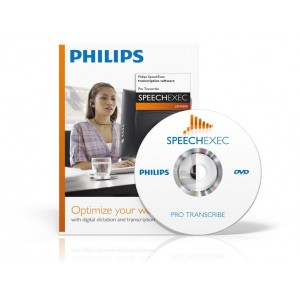 LOGICIEL DE TRANSCRIPTION PHILIPS SPEECHEXEC PRO TRANSCRIBE