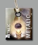 Peinture à effet métallique - metalic