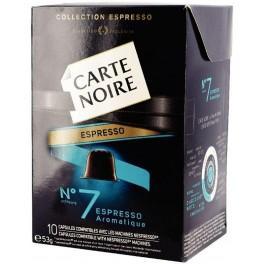 boite 10 capsule carte noire nespresso n 7 comparer les prix de boite 10 capsule carte noire. Black Bedroom Furniture Sets. Home Design Ideas