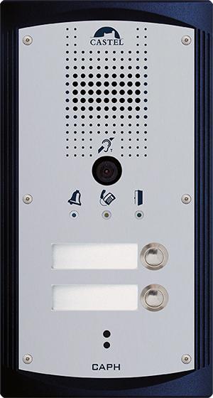 Portier téléphonique phmr (caph v2b)