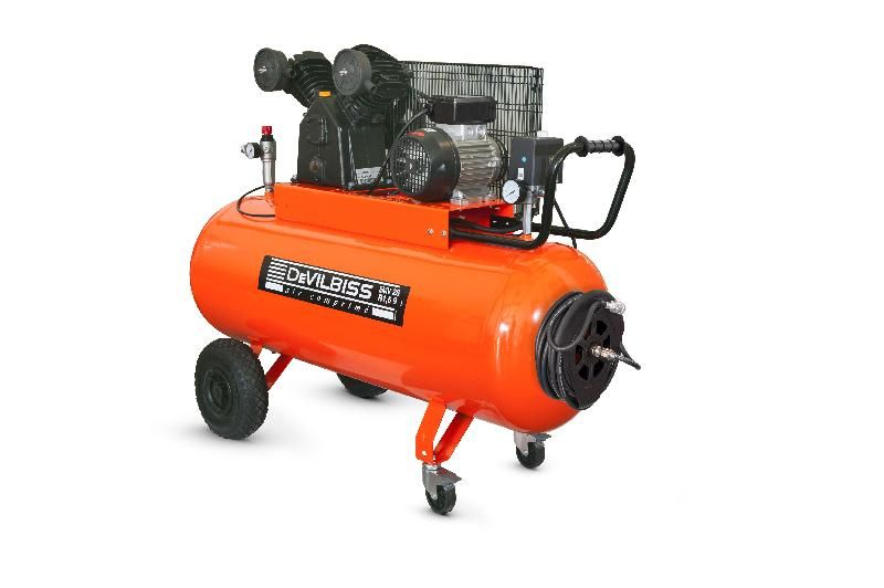 Compresseur piston devilbiss achat vente de - Compresseur 150 litres ...