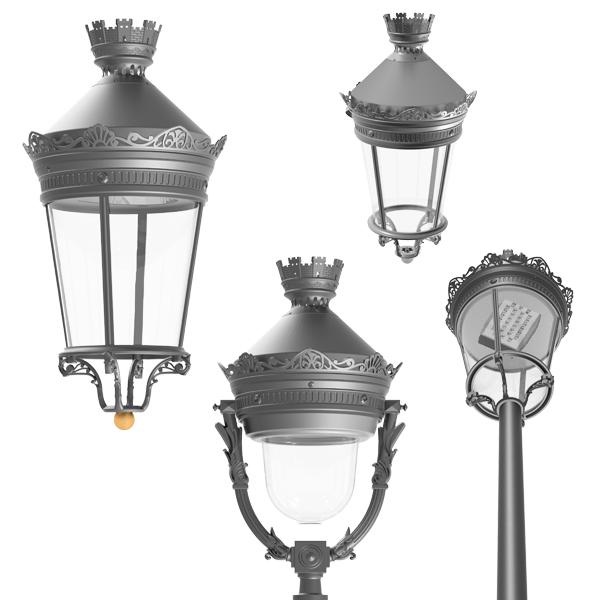 Lanternes d 39 eclairage public tous les fournisseurs for Lanterne eclairage exterieur