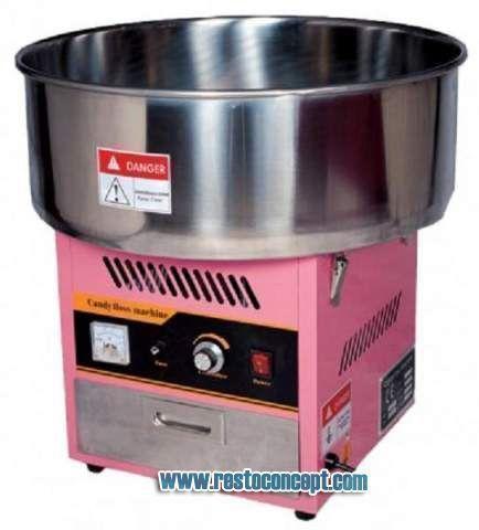 Machine barbe a papa electrique ou a gaz machine barbe a for Cuisine gaz ou electrique