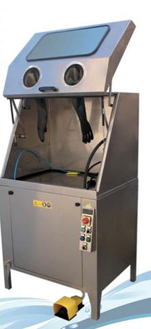 Fontaine cabine à haute pression pour nettoyage industriel   30 bars