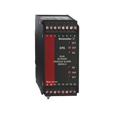 ISOLATEUR/CONVERTISSEUR DE SIGNAUX WEIDMÜLLER DPADMV 0-10MV 7940017848 1 PC(S)