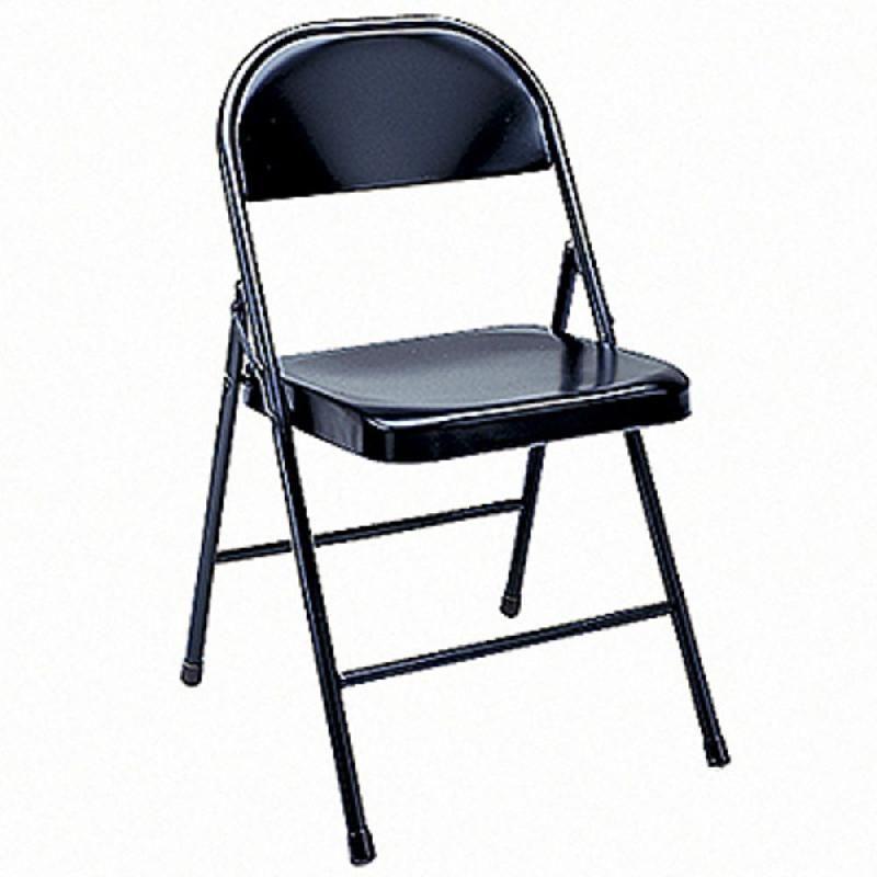 Si ges et fauteuils comparez les prix pour for Chaise metal noir