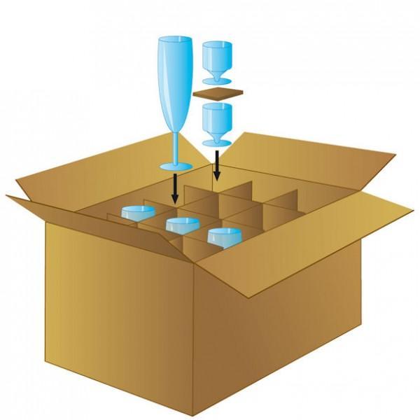 croisillon range verres. Black Bedroom Furniture Sets. Home Design Ideas