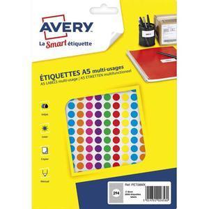 Ave s/2058 pastilles ï8mm ass pet08mx