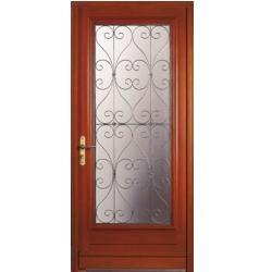 Portes d 39 entree tous les fournisseurs porte entree sur - Vitre pour porte d entree ...
