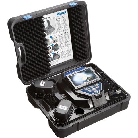 Caméra d'inspection - vis 240