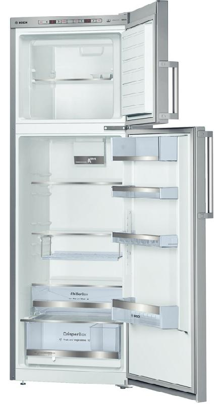 bosch refrigerateur 2 portes premium kde33al40 kde 33 al 40 inox look. Black Bedroom Furniture Sets. Home Design Ideas