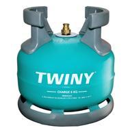 BOUTEILLES DE GAZ : TWINY BUTANE 6 KG