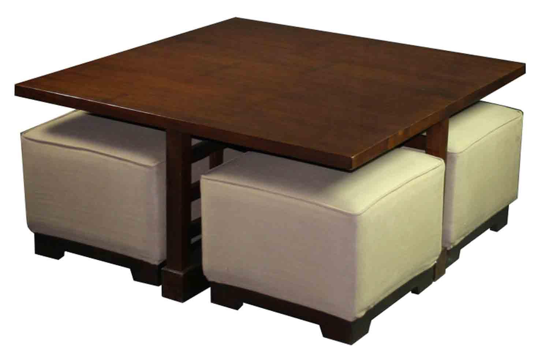 réf4416 réf4416 tabourets 4 4 Table basse basse Table tabourets NnX0wP8Ok