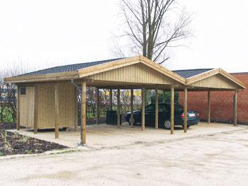 garages et carports en bois tous les fournisseurs garages en bois box voiture bois. Black Bedroom Furniture Sets. Home Design Ideas