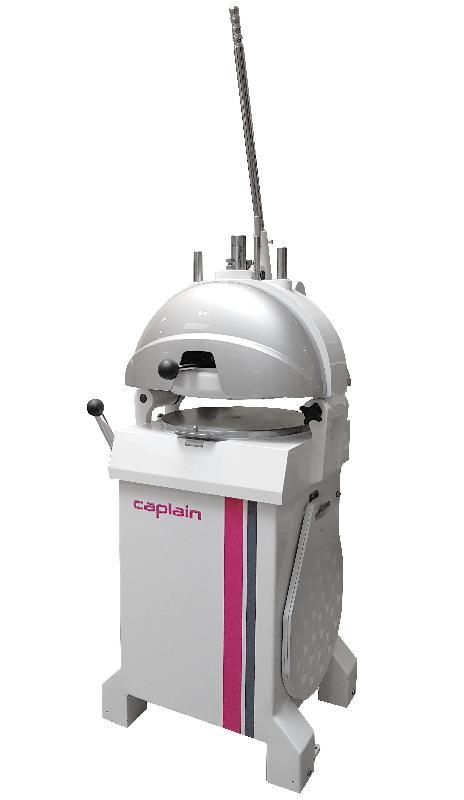 Caplain - diviseuse bouleuse semi-automatique de15 pour pâtons de 66 à 200 grs