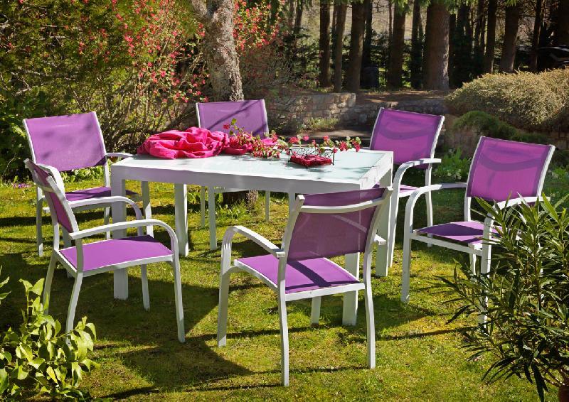 Table De Jardin Extensible Honfleur ~ Jsscene.com : Des idées ...