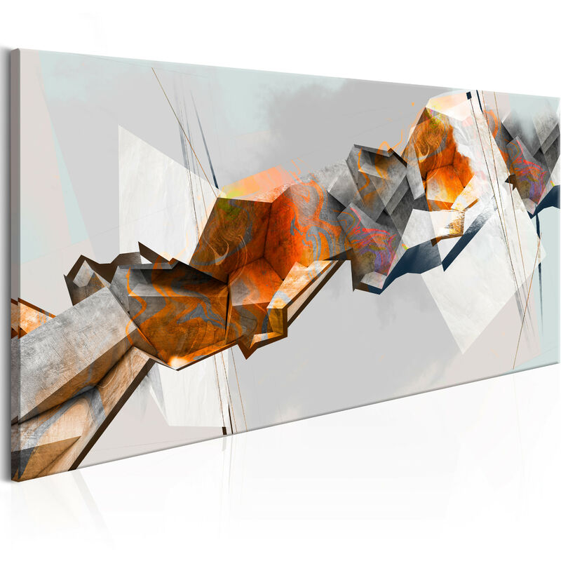 TABLEAU - ABSTRACT CHAIN 120X60