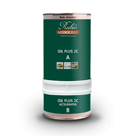 Produit de protection du bois - oil plus 2c rubio monocoat