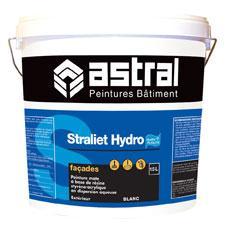 Astral peintures batiment produits peintures industrielles for Peintures astral