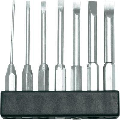 7PCS. ASSORTIMENT DE MINI EMBOUTS, MODÈLE LONG MBS 70