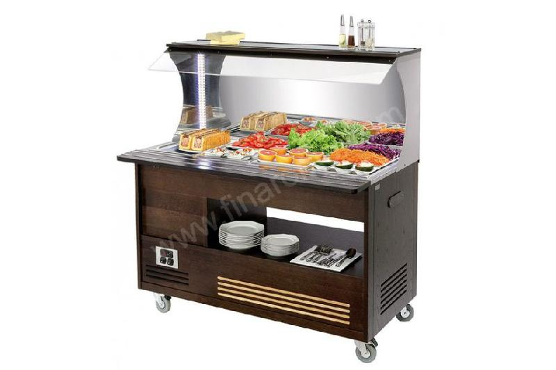 buffet self service mural r frig r roller grill 4 bacs. Black Bedroom Furniture Sets. Home Design Ideas