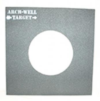 Cible mousse arch-well target 135 rc40