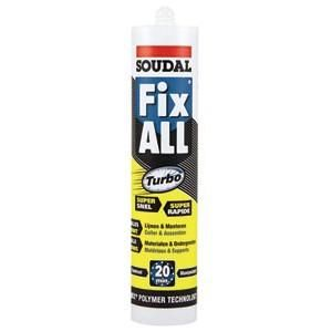 Colle ms polymere fix all turbo soudal comparer les prix de colle ms polymere fix all turbo - Colle ms polymere ...