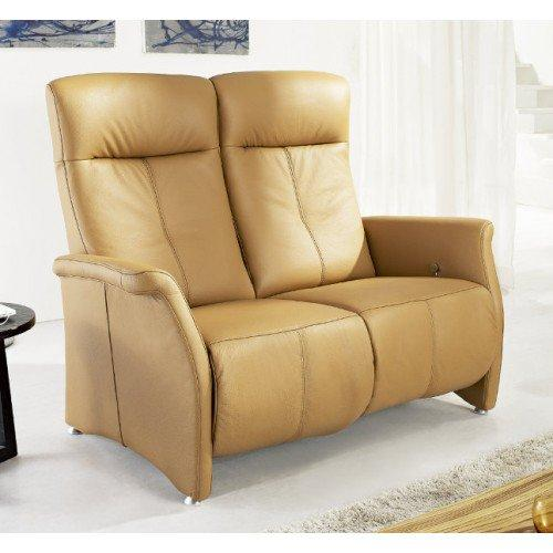 kingston canape relax cuir vachette camel. Black Bedroom Furniture Sets. Home Design Ideas